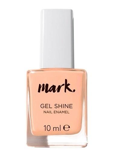 Avon Mark Gel Shine Oje Dazzle Pink Pembe
